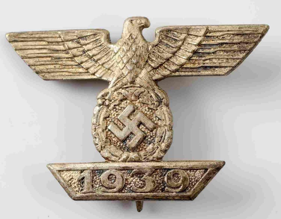 WWII GERMAN 3RD REICH IRON CROSS 1ST CLASS SPANGE
