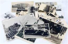 WWII GERMAN THIRD REICH PHOTOGRAPH LOT OF 36