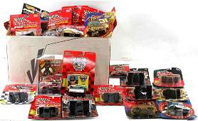 LOT OF 80 OR MORE NASCAR TOY CARS SEALED PACKAGE