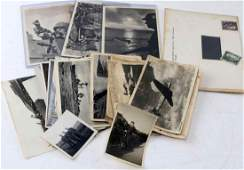 WWII GERMAN THIRD REICH PHOTOS POSTCARDS