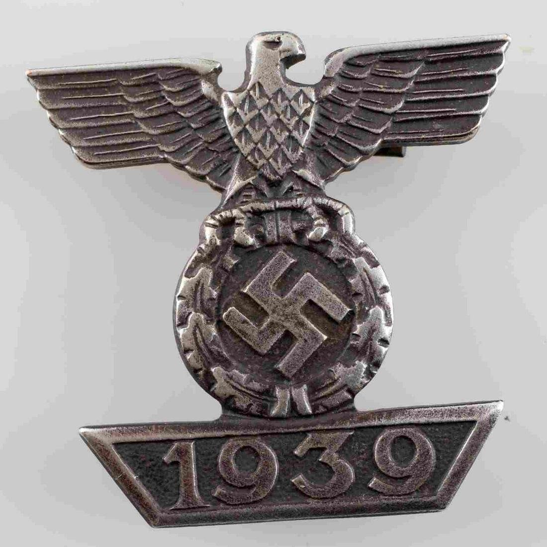 WWII GERMAN 3RD REICH IRON CROSS 2ND CLASS SPANGE