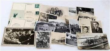 20 WWII GERMAN THIRD REICH HITLER YOUTH PHOTOGRAPH
