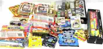 HOT WHEELS MICRO MACHINE CASE KNIFE COLLECTORS LOT