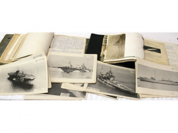 THOMAS DAILEY RESEARCH NAVAL RECOGNITION WWII