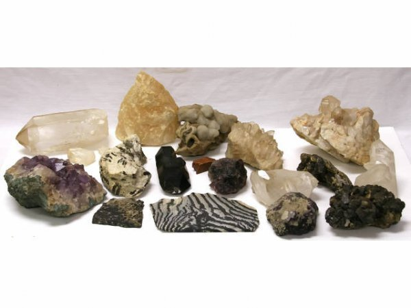 HUGE ROCK COLLECTION