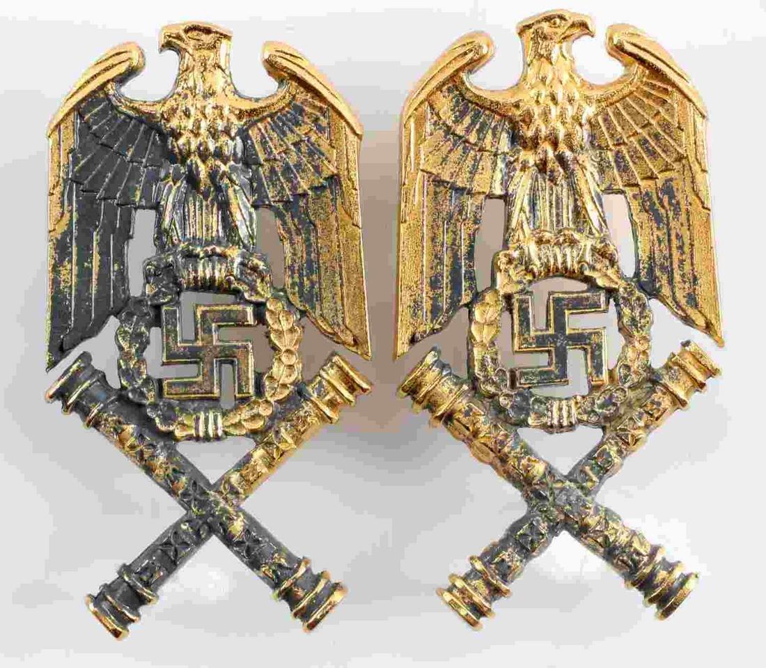 WWII GERMAN THIRD REICH GOERING SHOULDER BOARD