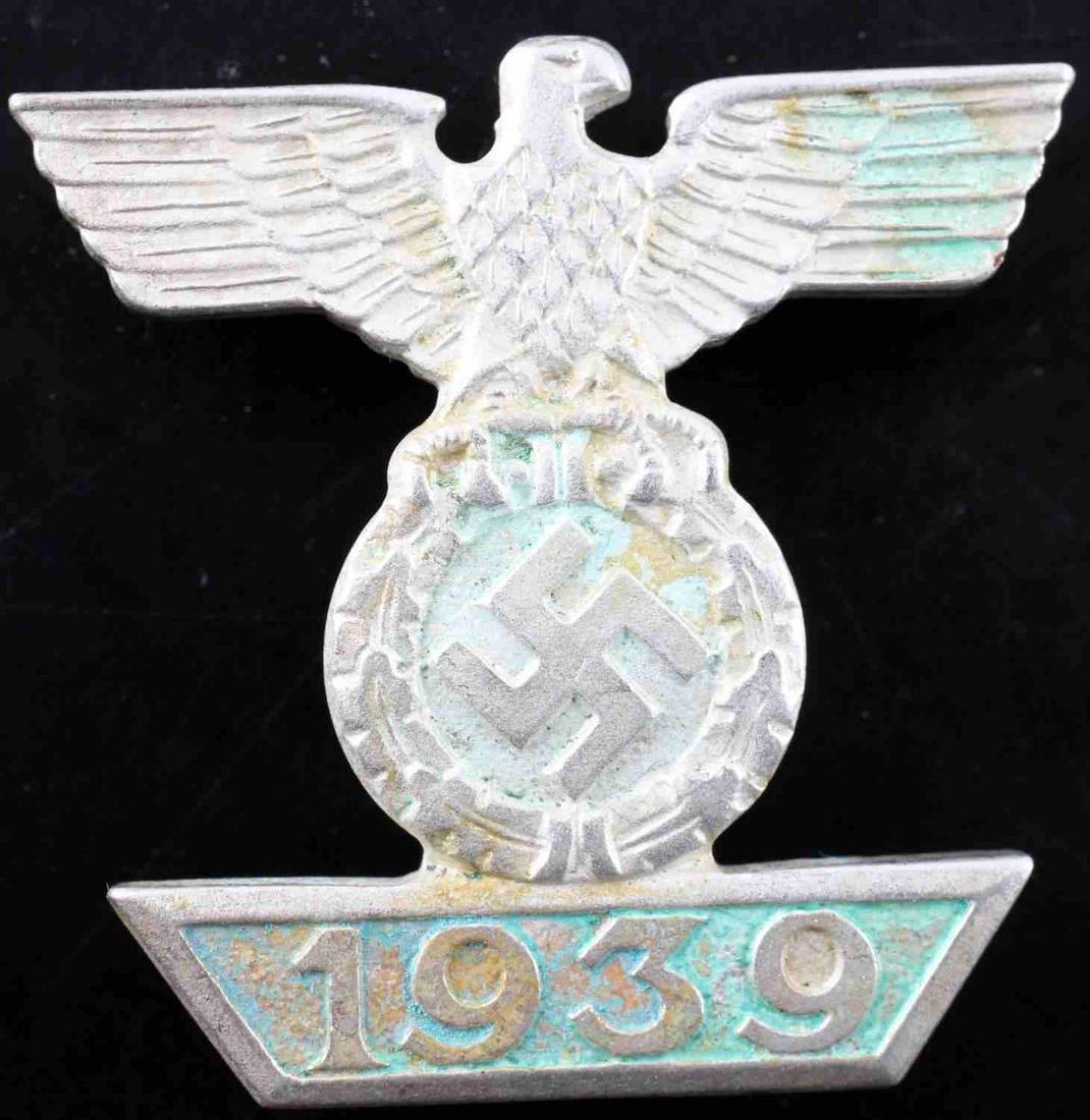 WWII GERMAN 3RD REICH 2ND CLASS IRON CROSS SPANGE