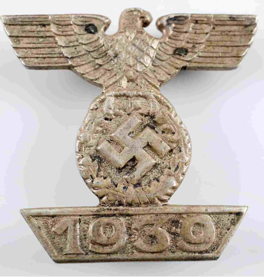 GERMAN WWII 2ND CLASS CLASP IRON CROSS