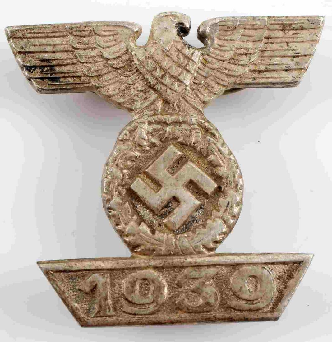 WWII GERMAN 3RD REICH 2ND CLASS CLASP  IRON CROSS