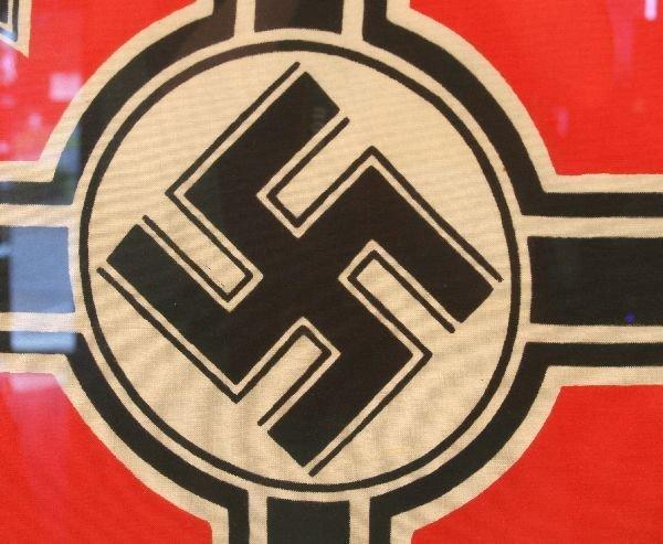 WWII REICHSKRIEGSFLAGGE - GERMAN WAR FLAG - 3