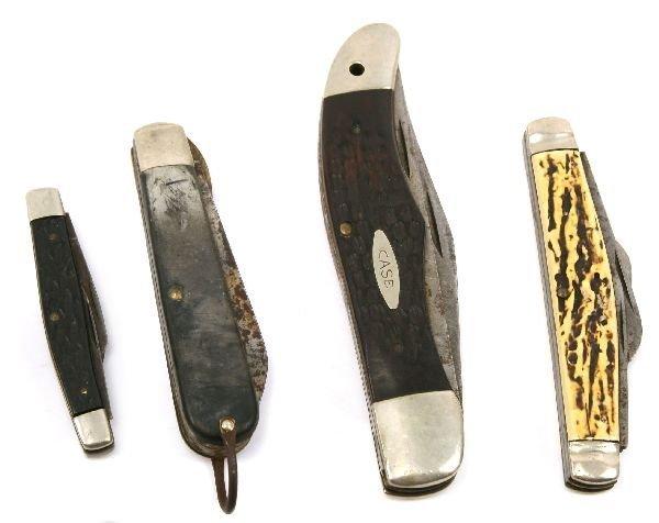 CASE XX 6265 SAB POCKET KNIFE PLUS CAMILLUS - 2