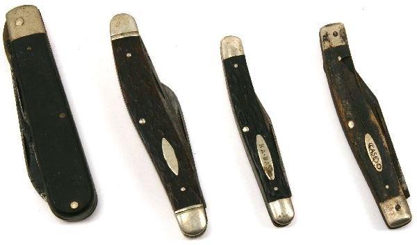 CASE XX 6265 SAB POCKET KNIFE PLUS CAMILLUS - 3