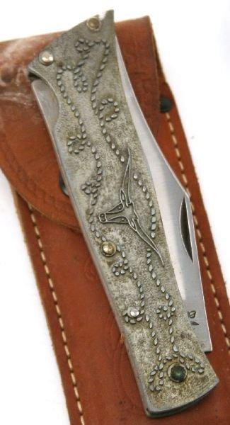 CASE XX 6265 SAB POCKET KNIFE PLUS CAMILLUS - 4