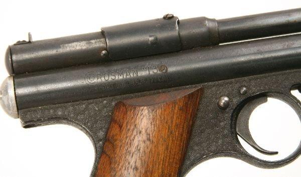 LUGER BUTT STOCK & BSF S20 PLUS OTHER AIR GUNS - 2