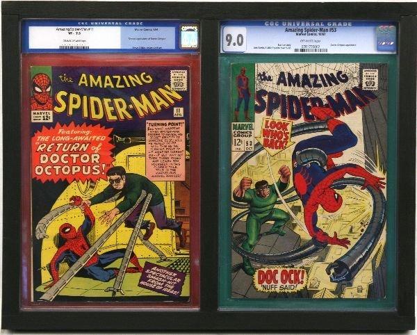 AMAZING SPIDER-MAN #11 53 CGC 7.5/9.0 DR OCTOPUS