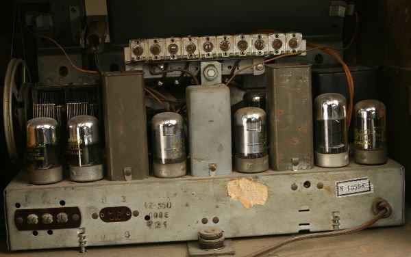 ANTIQUE RADIO PHILCO 42-350 & KOLSTER MODEL K-20 - 5