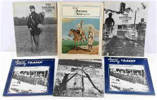 US CIVIL WAR NORTH SOUTH TRADER MAGAZINE LOT