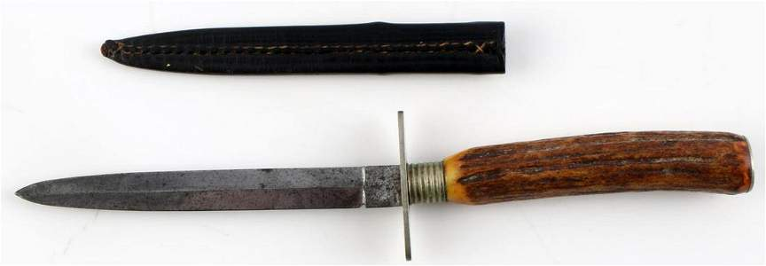 ANTIQUE CHALLENGE CUTLERY CO. DIRK DAGGER KNIFE
