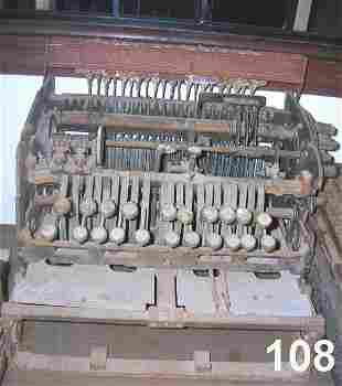 ANTIQUE NATIONAL CASH REGISTER PARTS 5 MACHINES