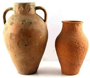 AEGEAN SHIPWRECK ROMAN CLAY TERRACOTTA OLIVE JARS