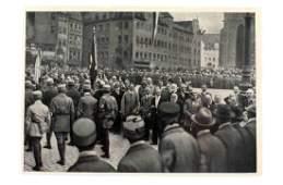 WWII GERMAN REICH JULIUS STREICHER SIGNED PHOTO