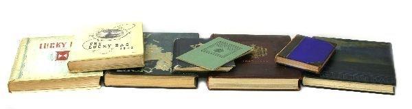 BOOKS - CIVIL WAR NAVY REGISTER & LUCKY BAG LOT