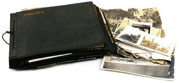 1925 LEON COUNTY HIGHSCHOOL SCRAPBOOK