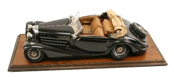 POCHER MERCEDES BENZ 1935 CABRIOLET MODEL CAR KIT