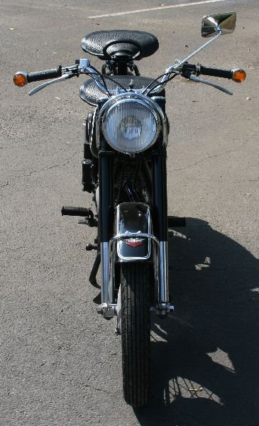 1954 BMW R25/3 MOTORCYCLE PROFESSIONALLY RESTORED - 4