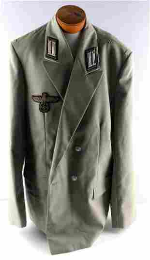 WWII GERMAN THIRD REICH REPRODUCTION TUNIC