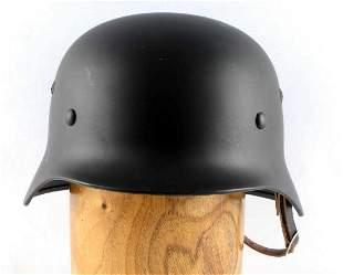 WWII GERMAN THIRD REICH WAFFEN SS M35 HELMET