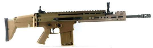 FN HERSTAL BELGIUM SCAR 17S 7.62X51MM SEMI RIFLE