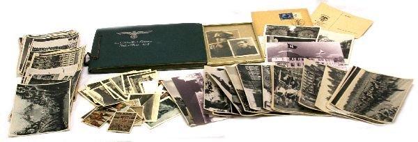 THIRD REICH PHOTOGRAPH ALBUM - INF RGT 105