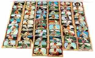SET OF 56 GOLDEN AGE 1955 BOWMAN BASEBALL CARDS