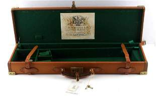 RB RODDA & CO GUN MAKERS RIFLE CASE LONDON