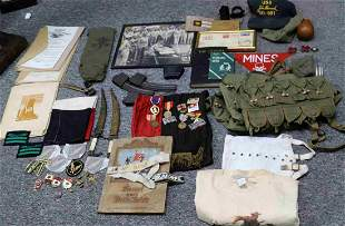 WWI WWII VIETNAM KOREA MULTI CONFLICT COLLECTABLES