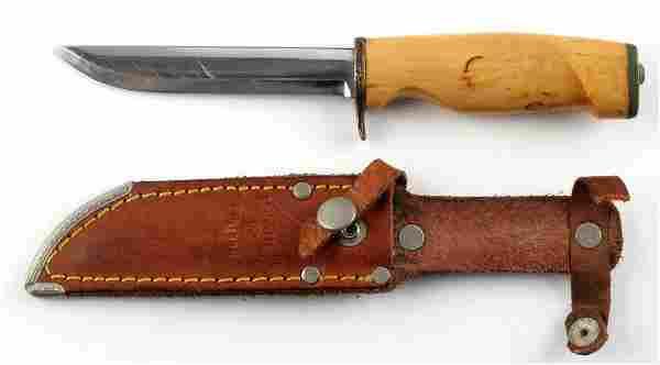 VINTAGE J MARTINI FINLAND STAINLESS STEEL KNIFE