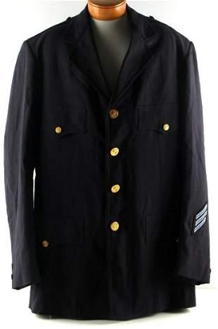 VINTAGE NEW YORK CITY POLICE DRESS JACKET TUNIC