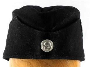 WWII GERMAN REICH WAFFEN SS FIELDMUTZE CAP