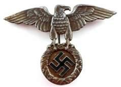 WWII THIRD REICH GERMAN NSKK CRASH HELMET EAGLE