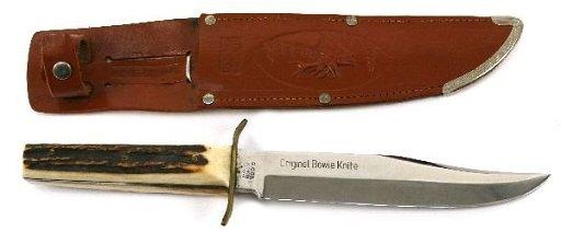 EDGE BRAND ORIGINAL BOWIE KNIFE #445