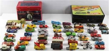 HOT WHEELS MATCHBOX TOY CARS INCLUDING 7 REDLINES