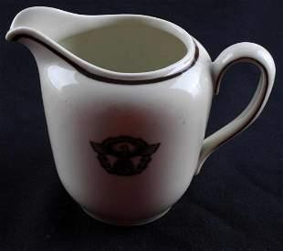 WWII GERMAN THIRD REICH WATER POLICE CREAMER CUP
