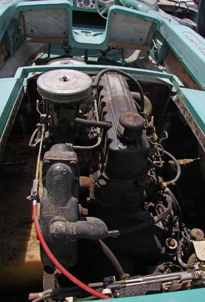1966 HYDRODYNE SKI BOAT - 8