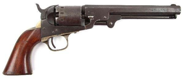 MANHATTAN ARMS .36 CALIBER CIVIL WAR ERA REVOLVER
