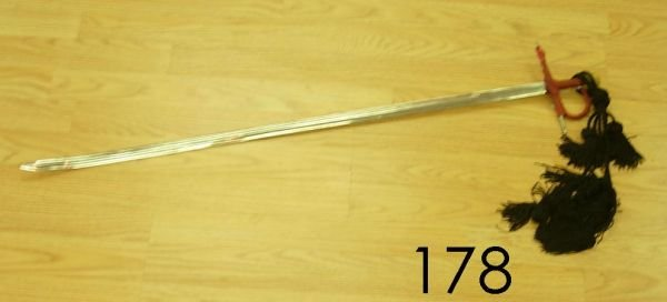 40178: ANTIQUE SWORD BULLFIGHTING MATADOR BLADE