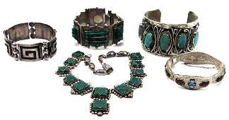 DEALERS LOT OF MEXICAN STERLING SILVER JEWELRY