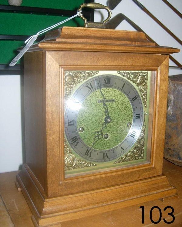 50103: SETH THOMAS MANTLE CLOCK