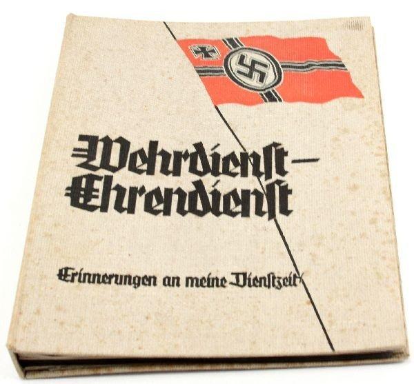 WWII GERMAN KRIEGSMARINE PHOTO ALBUM