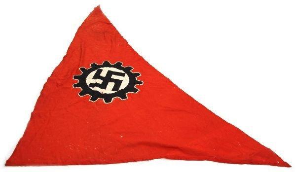 WWII THIRD REICH TENO FLAG